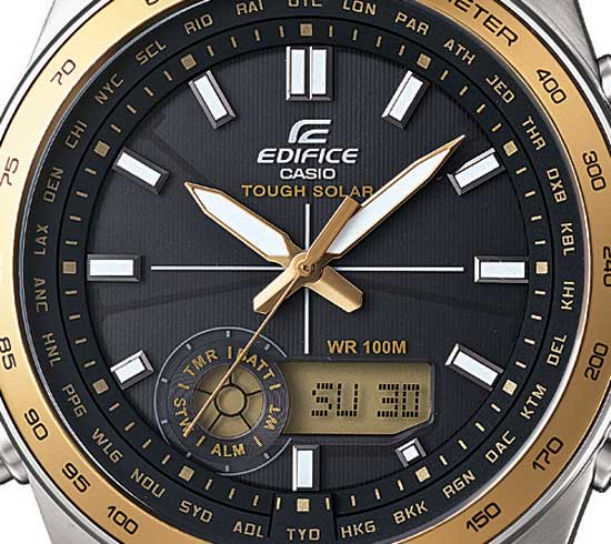 Edifice EFA-134 For Real Gentlemen-4