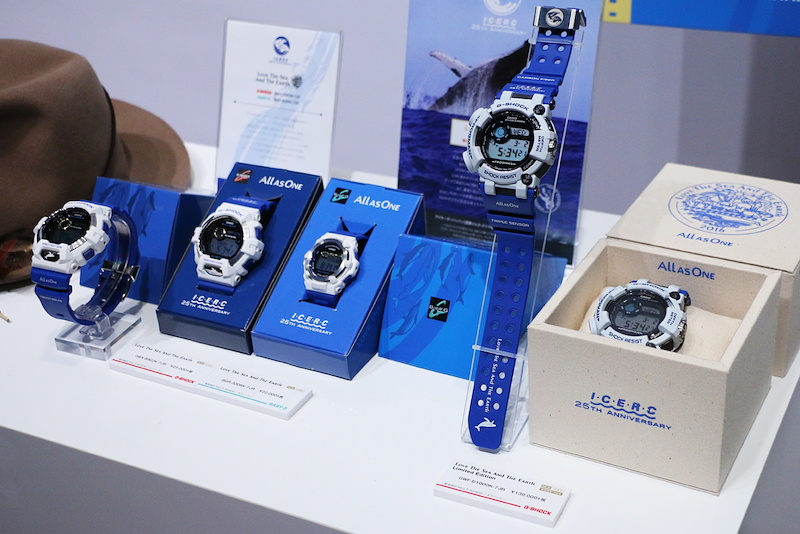 [Live Photos] G-Shock Frogman Love The Sea And The Earth GWF-D1000