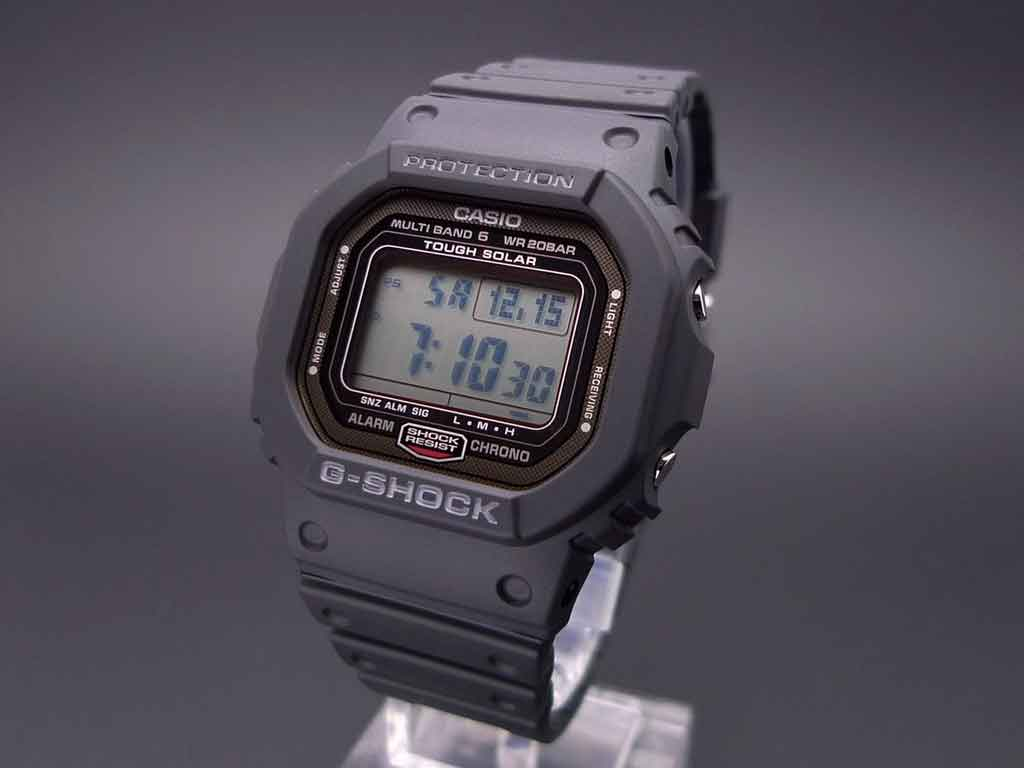 premium selection 8b5f0 1218e G-Shock GW-5000-1JF MULTI BAND 6 JAPAN MADE