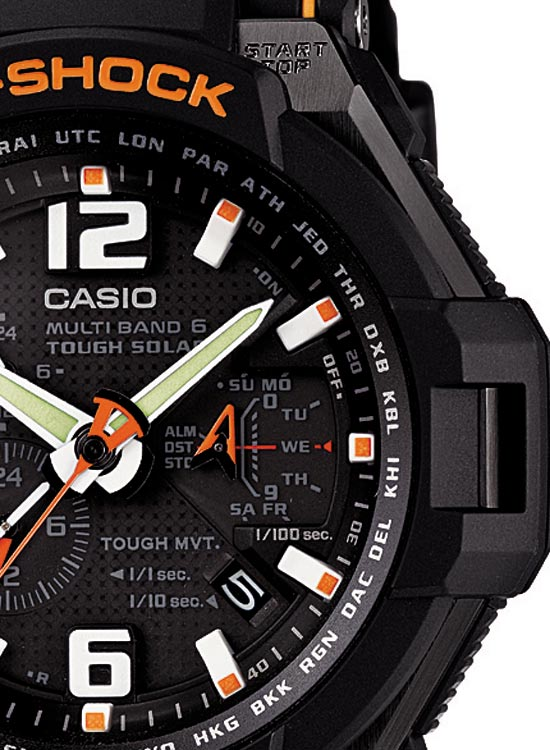 G-Shock GW4000-1A with Triple Resist Aviation-1