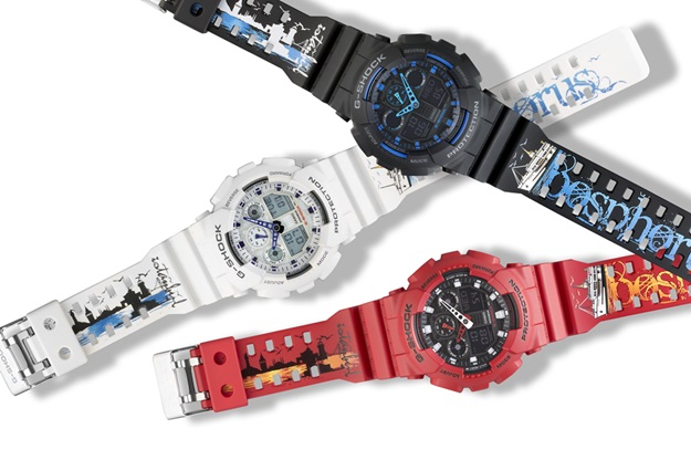 G-Shock Istanbul 2016 GA-100 Collection-3