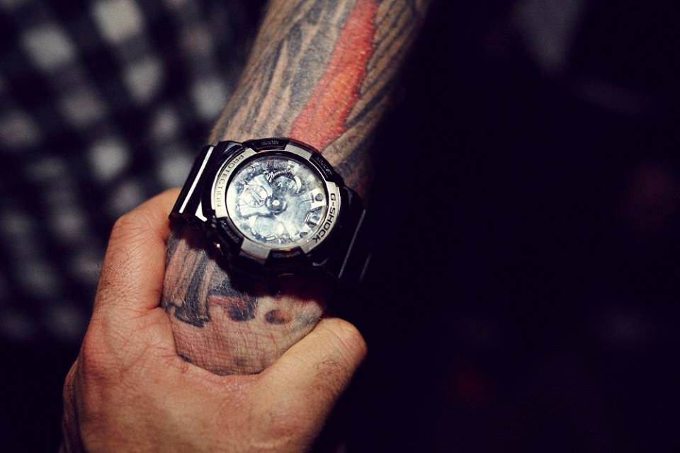 G-Shock Launch - Mudmaster Limited Edition - Hamburg-15