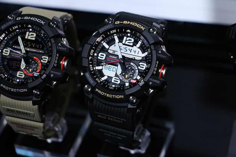 [Live Photos] G-Shock Mudmaster GG-1000 Is Coming