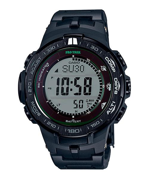 How to set alarm on ProTrek PRW-3100 / Casio 3444
