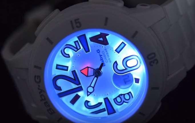 [Video] Baby-G Neon Marine Series BGA-170-7B2JF