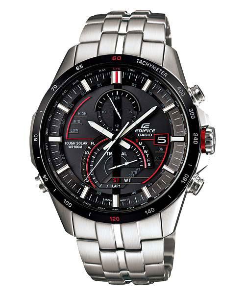 Manual Reloj Casio Edifice