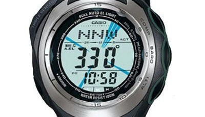 ProTrek PRG-90 User Manual / Casio Module 2894