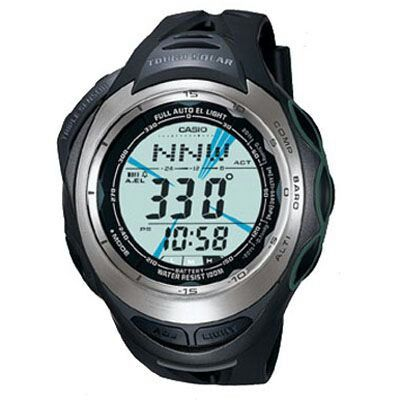 How to set time on ProTrek PRG-90 / Casio 2894