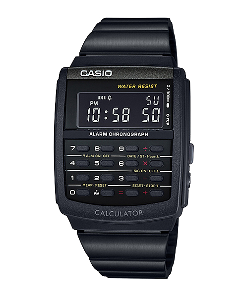 How to set alarm on Casio CA-506 / Casio 437