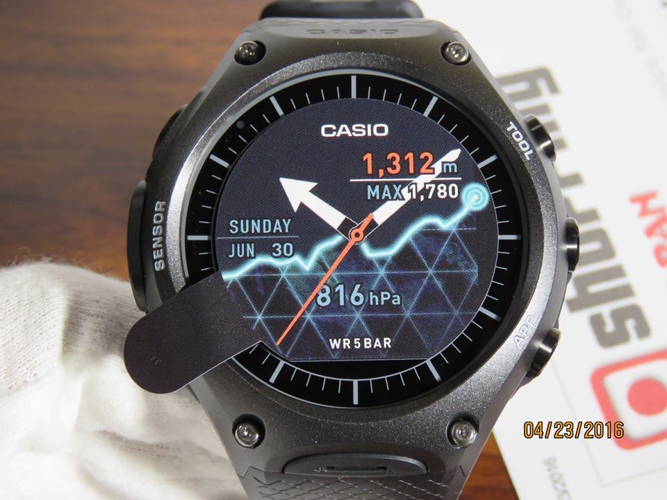 Casio Smart Outdoor Watch WSD-F10 from Japan-2