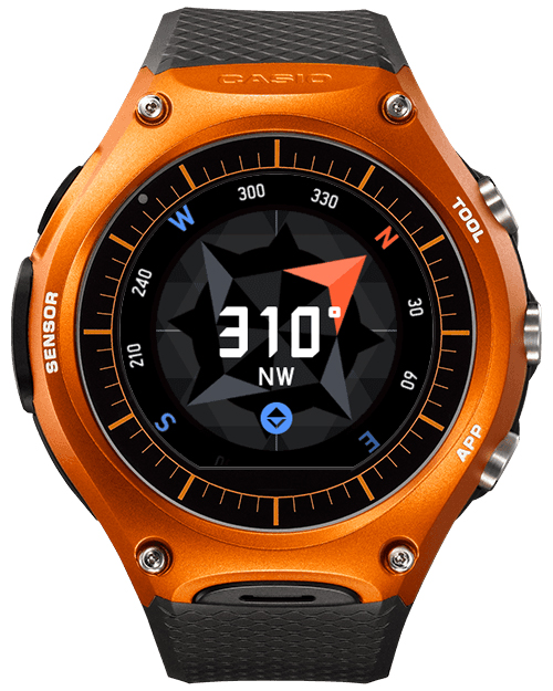 [Official] Casio says that dads want to spend more time with their kids outdoors