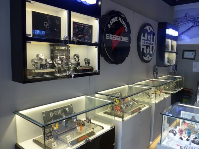 G-Shock WATCH Store IN BKK1-1