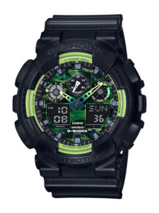 G-SHOCK OFFERS THE LATEST IN TRENDS FOR SPRING