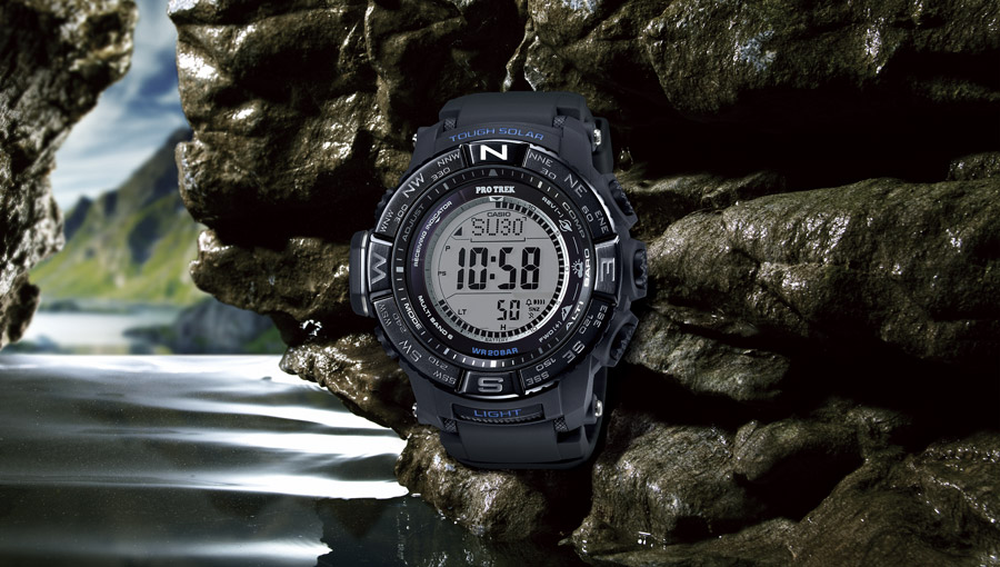 [Official] PROTREK PRW3510Y-1 OFFERS ENHANCED FEATURES FOR OUTDOOR ENTHUSIASTS