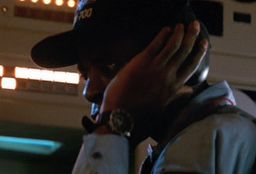 [Casio on TV] Courtney Vance is wearing G-Shock AMW-320R-1EV