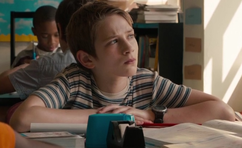 [Casio on TV] Thomas Horn is wearing G-Shock DW-400