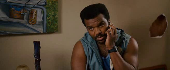 [Casio on TV] Craig Robinson is wearing G-Shock DW-5600