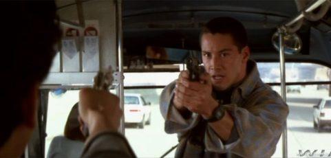 [Casio on TV] Keanu Reeves is wearing G-Shock DW-5600
