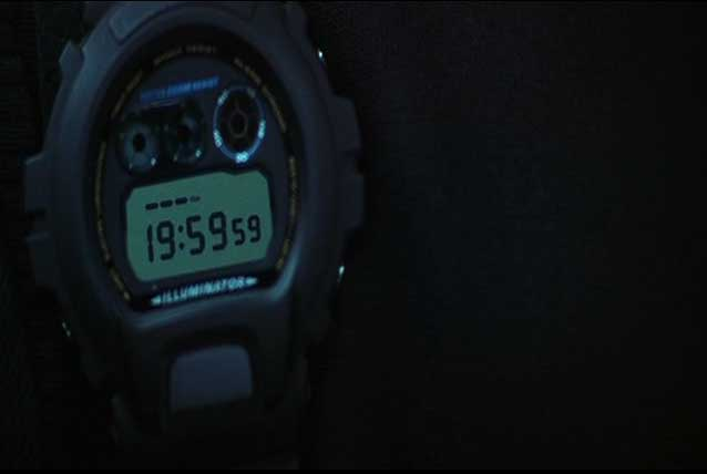 [Casio on TV] Tom Cruise is wearing G-Shock DW6900