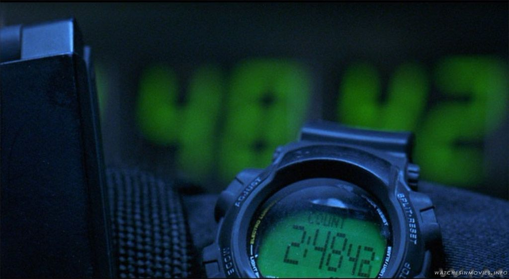 [Casio on TV] Joseph May is wearing G-Shock DW-8400