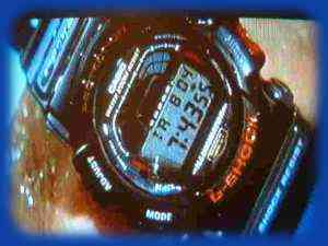[Casio on TV] Jason Patric is wearing G-Shock DW-8700