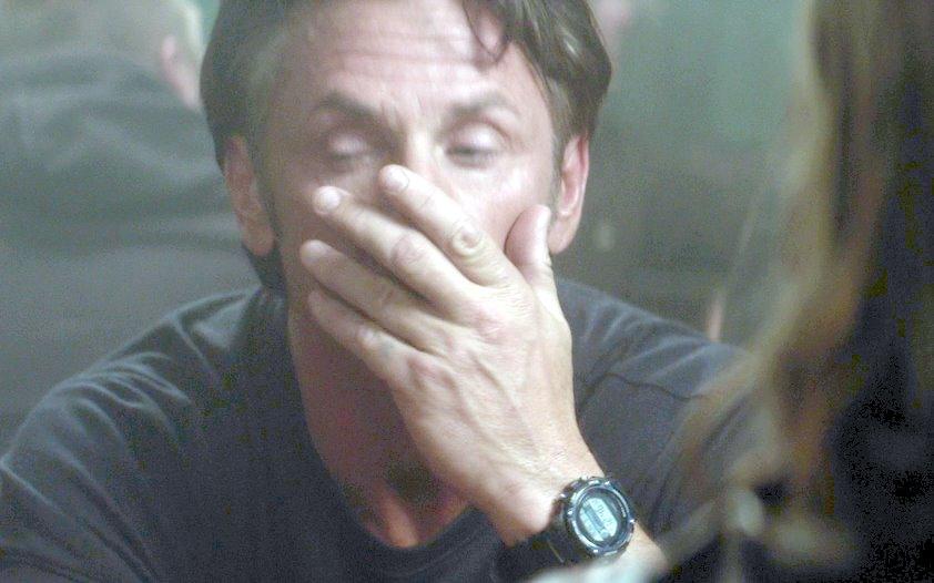 [Casio on TV] Sean Penn is wearing Casio WS210H-1AV