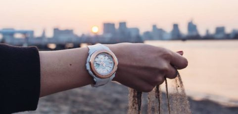 [Live Photos] Daydreaming about the weekend with Baby-G BGA-220