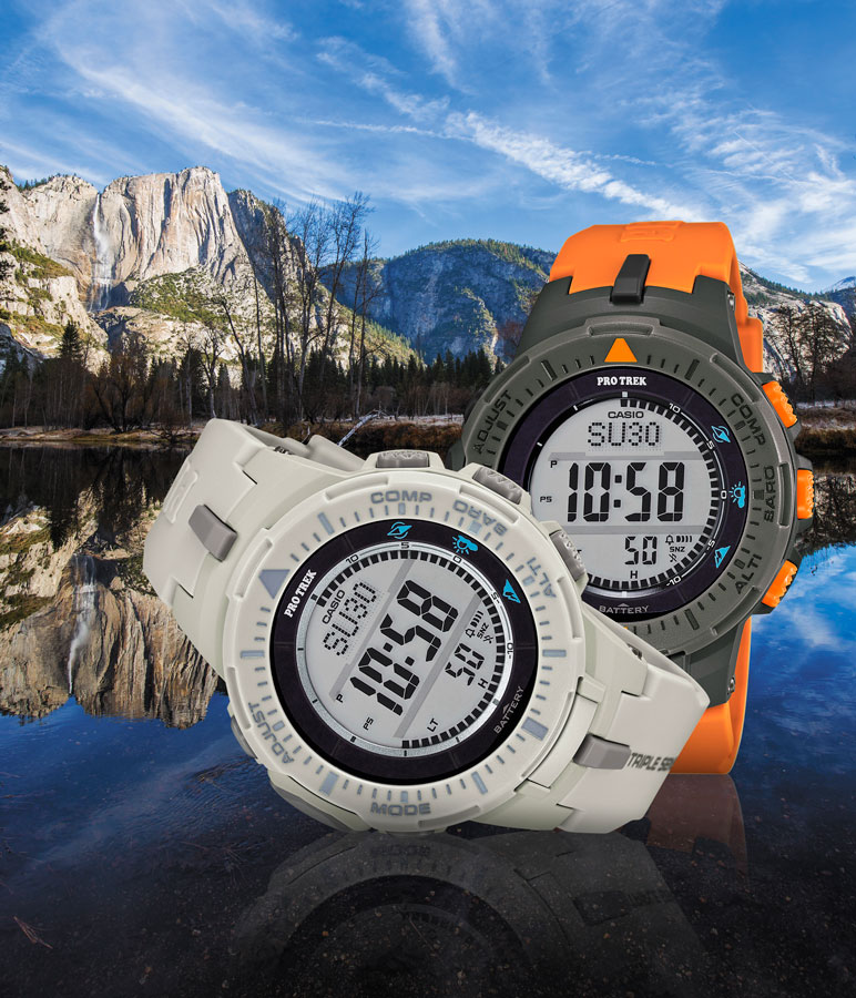 [Official] GEAR UP FOR THE GREAT OUTDOORS WITH CASIO PROTREK PRG-300