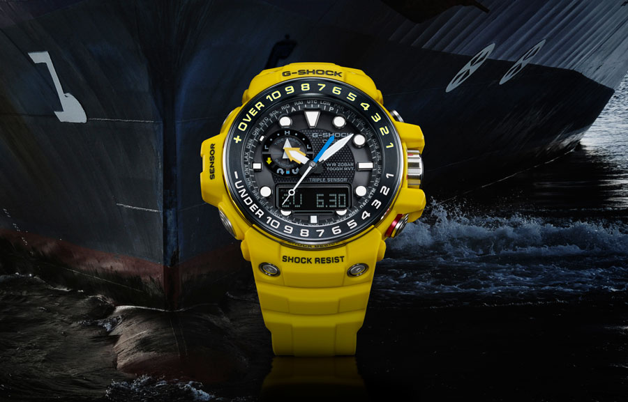 [Official] G-SHOCK UNVEILS ELEVATED GULFMASTER GWN-1000H-9A