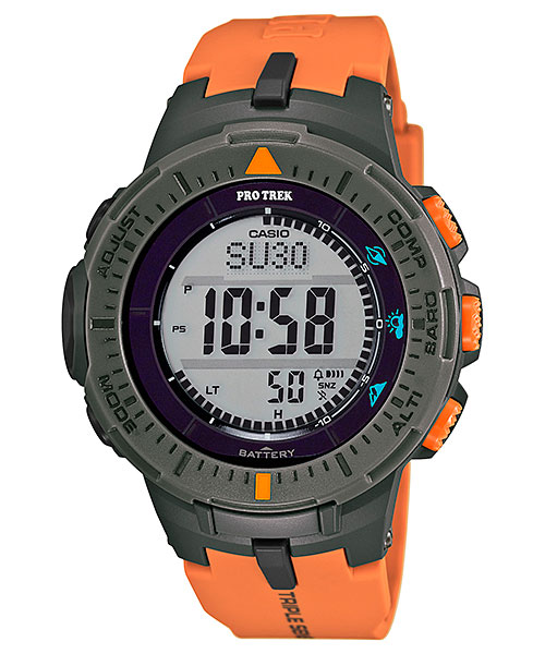 [Official] ENJOY GREAT OUTDOORS MONTH WITH CASIO TIMEPIECES