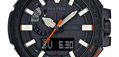 How to set alarm on ProTrek PRX-8163 / Casio 5470