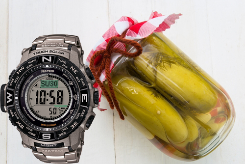 [Live Photos] Why you should pack pickles for your next outdoor adventure