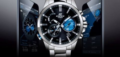 [Official] Edifice EQB-600 — Chase Away The Winter Blues and Travel Smart