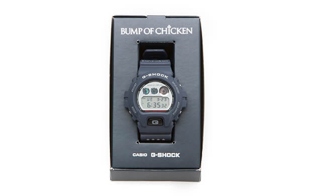 [Live Photos] G-Shock DW-6900 x Bump of Chicken Stadium Tour BFLY 2016