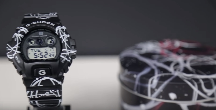 [Video] G-Shock x Futura Launch Event in NYC