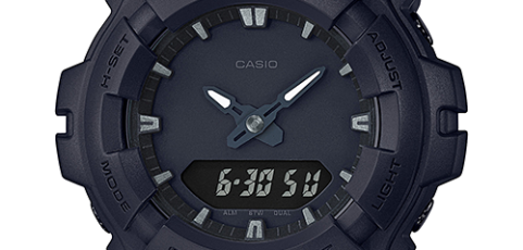 How to set alarm on G-Shock G-100 / Casio 5158