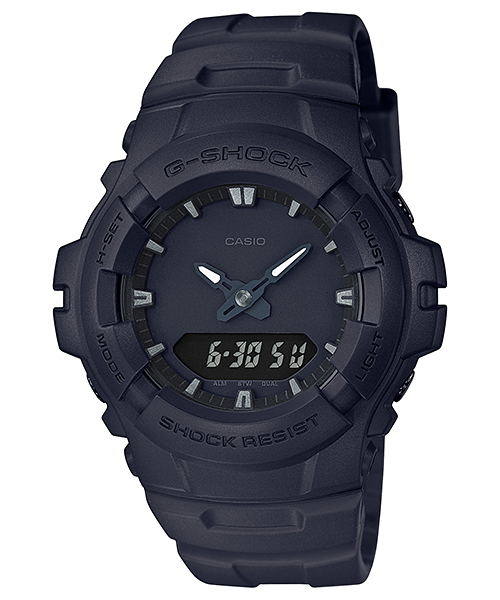 How to set time on G-Shock G-100 / Casio 5158