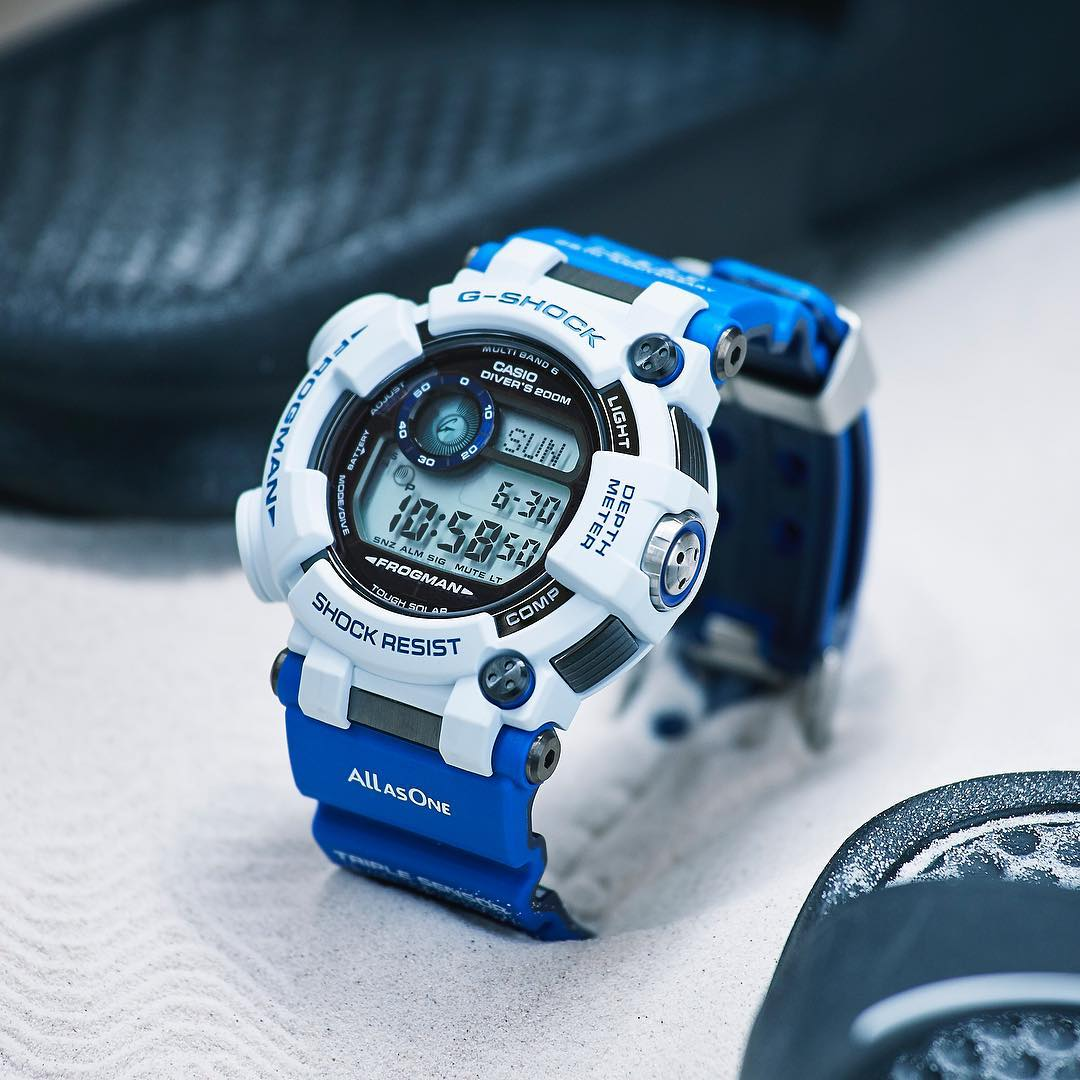 [Live Photos] G-Shock GWF-D1000K-7JR Love The Sea And Earth Limited Edition