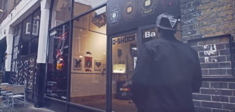 [Video] G-Shock Sessions Art with Will Kay