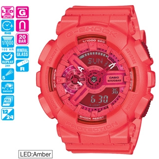 [Live Photos] G-Shock Bright Vivid Colors GMA-S110VC