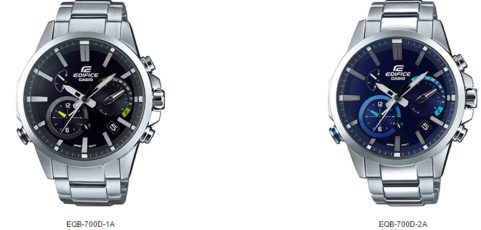 [Official] Casio Watches That Automatically Connect to Internet Time Servers to Tell Accurate Time
