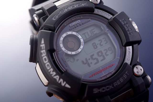 [Live Photos] G-Shock Frogman GWF-D1000 hands-on Review