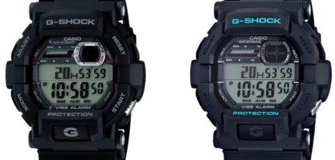[Live Photos] G-Shock GD-350-1 and GD-350-1C Released in USA