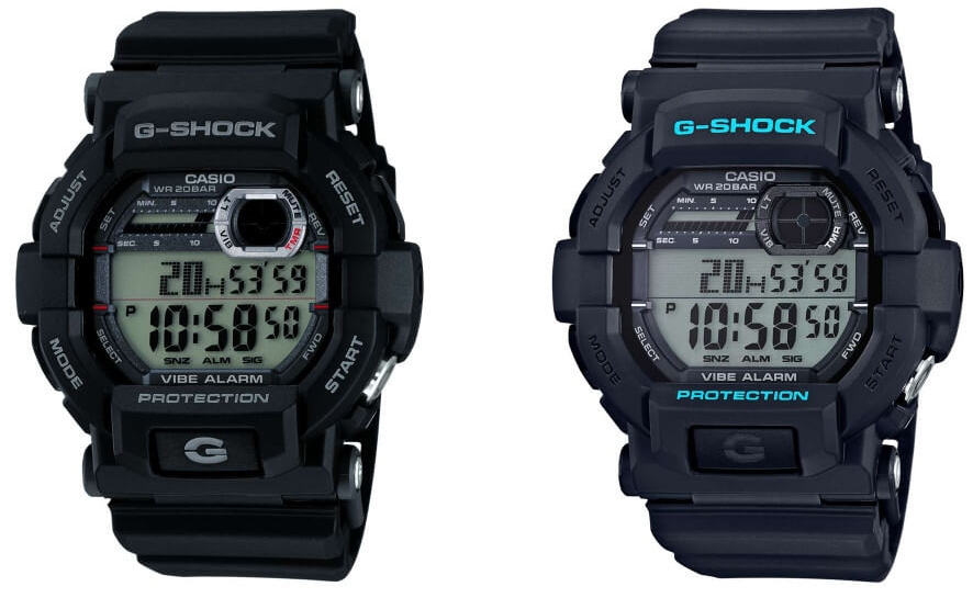 G-Shock GD-350-1 and GD-350-1C Released in USA