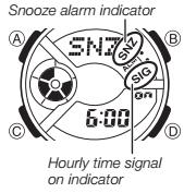 How to set alarm on Baby-G BGA-210 Casio 5338-3