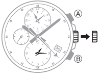 How to set alarm on Edifice EFB-301 Casio 5335-1