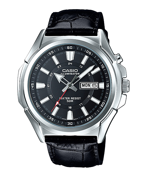 [September 2016] Casio black, blue & white MTP-E200D & MTP-E200L