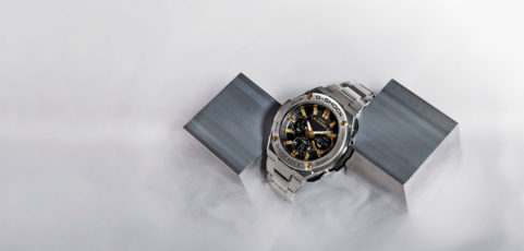 [Official] G-SHOCK DEBUTS NEW GSTEEL TIMEPIECE – GST-S110D-1A9
