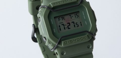 [Limited Series] DW-5600 — G-Shock and miharayasuhiro Collaboration