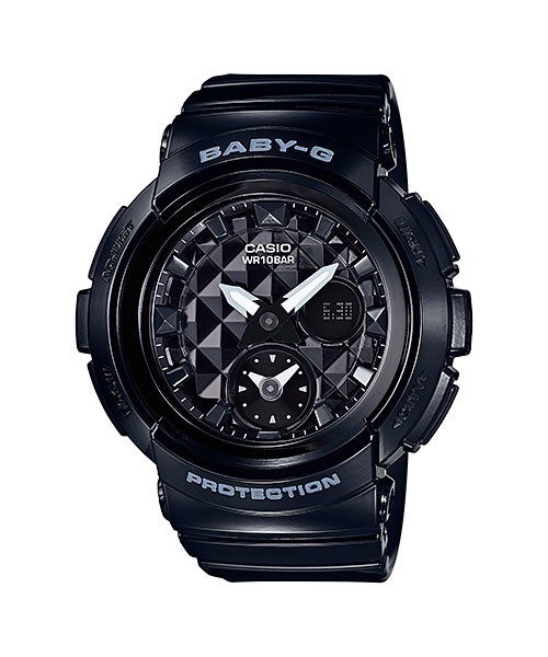 How to set time on Baby-G BGA-195 / Casio 5382